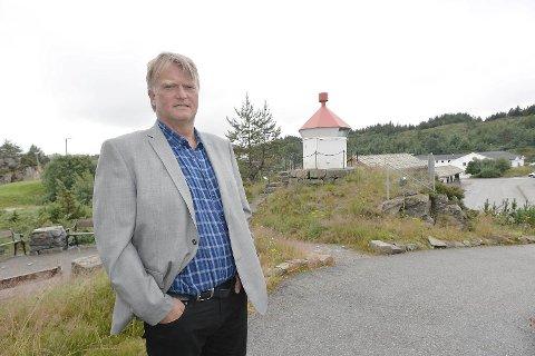 Stortingsrepresentant Ove Trellevik (H) tok over etter Albrigt Sangolt i Sund kommune da den folkekjære ordføreren døde i 2010.
