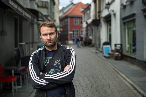Mikkel Grüner i SV.