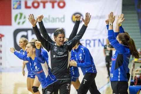 Tore Johannessen har hatt mye å juble for på parketten. Nå er han kåret til Årets Sportsnavn i BA.