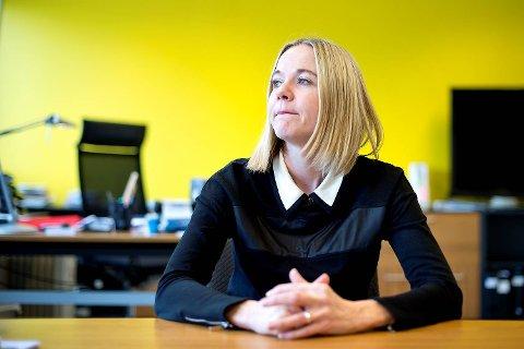 Kode-direktør Karin Hindsbo mottok meldingen om Breiviks bortgang tungt. – Han etterlater seg et stort tomrom, sier hun.