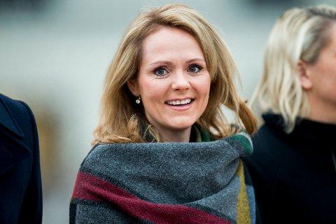 ESA-godkjennelsen vil gi mer innovasjon og er en styrking av nye forretningsmodeller i norsk mediebransje, sier kulturminister Linda Hofstad Helleland (H).