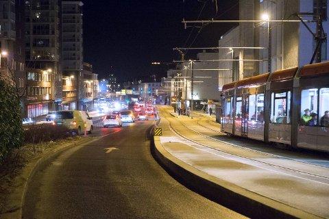 Onsdag ble det ikke delt ut noen bøter for brudd på den vedtatte datokjøringen i Bergen.