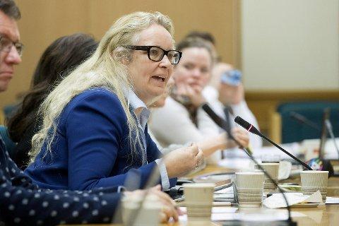 Stortingsrepresentant Ruth Grung er bekymret for rekrutteringen av helsefagarbeidere. FOTO: HÅKON MOSVOLD LARSEN, NTB SCANPIX