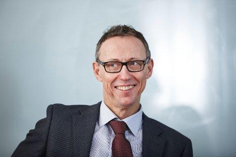 BA-spaltist Jørund Vandvik har vært administrerende direktør i Nordea Liv, og er tidligere politifullmektig og aktor i Bergen.