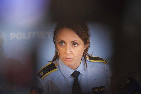 Etterforskningsleder Hilde Reikrås i Vest politidistrikt får mye av æren for opprullingen av overgrepsnettverkene.
