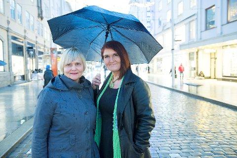 Eli Sjo og Ann Elise Skjerping