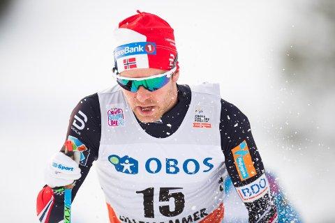 Sjur Røthe skal gå Tour de Ski.
