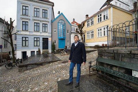 Vasan Singaravel er kritisk til å Bergen skal bosette mer en dobbelt så mange flyktinger de kommende årene som i 2015.
