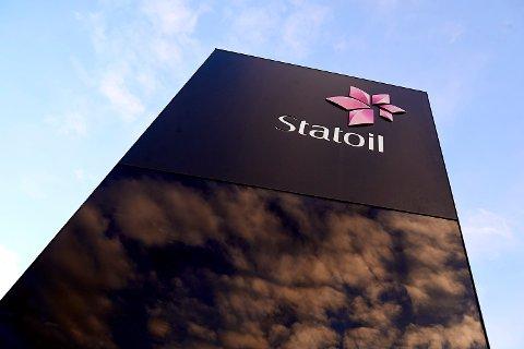 Nedgang hos Statoil.