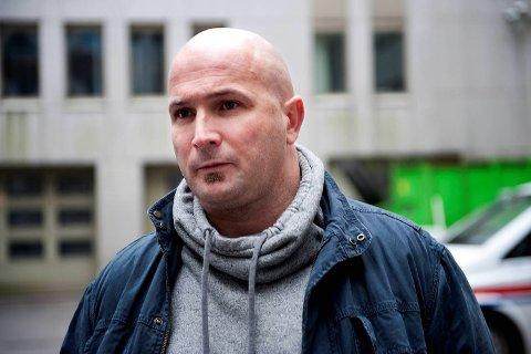 Kjetil Rekdal, leder i Politiets Fellesforbund i Vest.