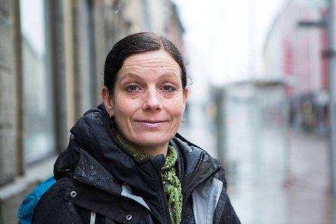 Annette Svae, leder i Foreningen for human narkotikapolitikk, Hordaland lokallag.