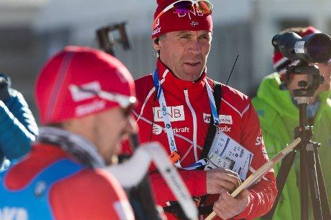 På skytesiden har Joar Himle vært en viktig bidragsyter i VM-sesongen for skiskytterne.