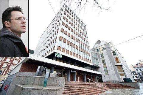 Spesialenheten for politisaker konkluderer med at ingen i Hordaland politidistrikt har brutt arbeidsmiljøloven i sin håndtering av varsleren Robin Schaefer (innfelt) i etterkant av drapet på Monika Sviglinskaja (8).