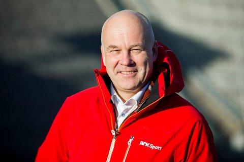 Kringkastingssjef Thor Gjermund Eriksen sier han er svært fornøyd med at NRK går foran i offentlig sektor og har avviklet ytelsespensjonen for de ansatte.