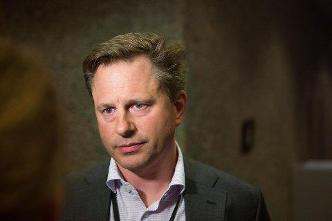 Kommunaldirektør Robert Rastad i Bergen kommune.