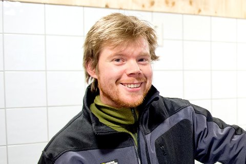 Ruben Oddekalv er sønn til Kurt Oddekalv, leder i Norges Miljøvernforbund.