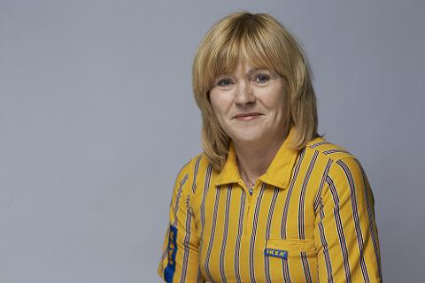 Solrun Hitland er ny varehussjef for IKEA Åsane.