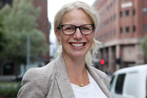 Linda Granlund, divisjonsdirektør for folkehelse i Helsedirektoratet