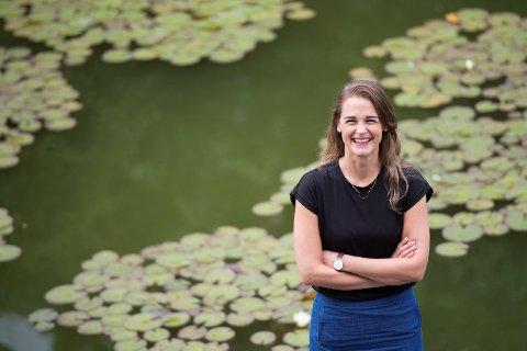 Camilla Borrevik - forsker på sosialantropologi