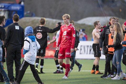 Viljar Vevatne fikk aldri spille i eliteserien med Brann. Nå er han klar for Sandnes Ulf.