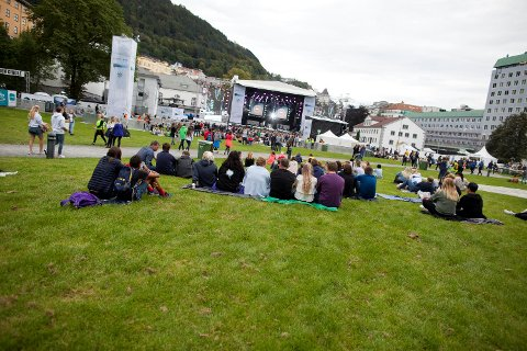 KYGO festivalen Cloud Nine Koengen