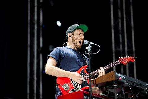 Irske James Vincent McMorrow (33) har vokalen på «I'm In Love» på Kygo-albumet «Cloud Nine», som ble gitt ut i mai 2016.