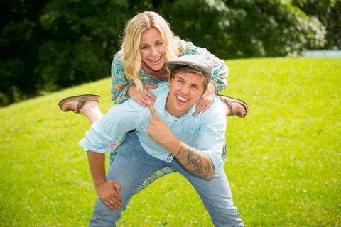 Samuel Massie er prograleder for TV 2s nye program «Rett fra hjertet» sammen med Solveig Kloppen.