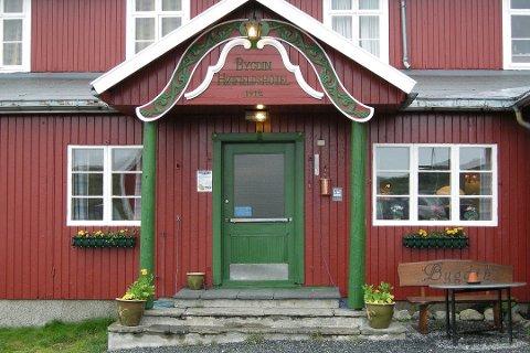 Kvinnen ble funnet død på Bygdin Fjellhotell. Dette bildet er tatt i 2007. Arkivfoto: Solveig Vikene / NTB scanpix