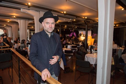 Forfatter og poet Henning Bergsvåg ble tildelt arbeidsstipend på 200.000 kroner.