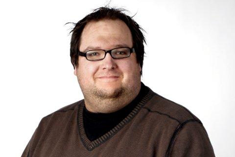 BAs sportsleder Tormod Bergersen.