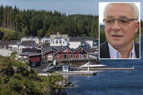 Austrheim-ordførar Per Lerøy synest det er forferdelig trasig at driftsselskapet bak Kjelstraumen Vertshus er konkurs og at Hege Ramsland har blitt alvorleg sjuk, men han tror og håper på ny drift i det nyrestaurerte vertshuset.
