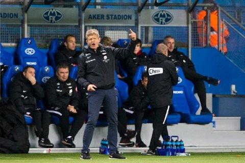 To spillere fikk gult kort, og må stå over mot Rosenborg i neste kamp.