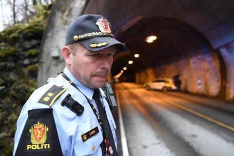 Innsatsleder Dag Olav Sætre.