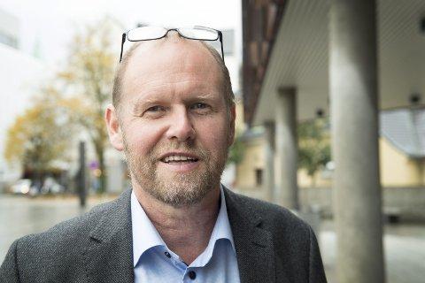 Rolf Birger Pedersen er professor og leder for K. G. Jebsens-senter for dypvannsforskning ved UiB. Foto: Arne Ristesund