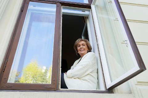 Trude Drevland har brukt dansen til å komme tilbake etter tunge år. I leiligheten i Oslo samler hun krefter mellom alle treningsøktene. Her ønsker hun å bo i noen uker til.