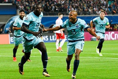 Vår oddstipper stoler på Porto og Vincent Aboubakar i kveld.