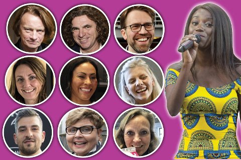 Dette er 10 av de som var nominerte til Årets Bergenser 2017.