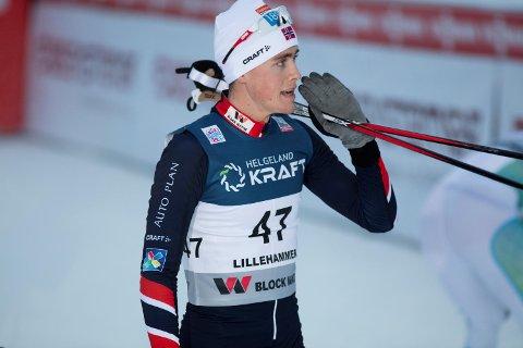 Sindre Ure Søtvik er tatt ut til verdenscupåpningen i Kuusamo neste helg. (Arkivfoto: Geir Olsen / NTB scanpix)