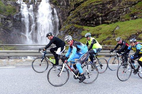 Bergen-Voss er først og fremst et mosjonsritt der turopplevelsen også står i fokus. Neste år blir det mer fleksibilitet der blant annet el-syklister også ønskes velkommen.