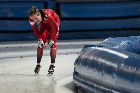 Sverre Lunde Pedersen skuffet på 5000-meter i Calgary.