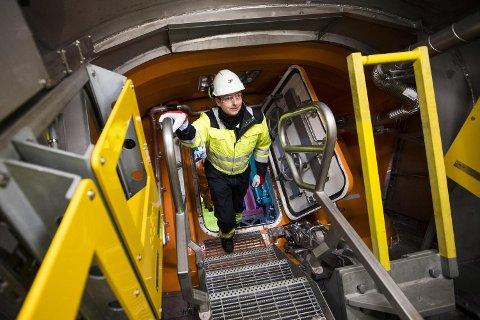 Olje- og energiminister Terje Søviknes. FOTO: NTB SCANPIX