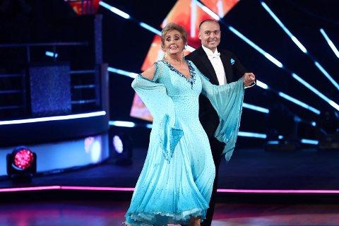 Trude Drevland var i høst med i «Skal vi danse». – Dette har vært det største eventyret, sa hun da hun var ute av dansen.