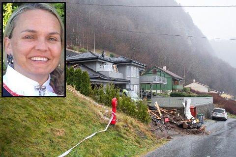 Det var 38 år gamleKristine Anette Andersensom omkom i raset på Osterøy torsdag.