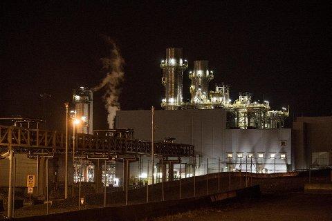 Statoil legger ned gasskraftverket på Mongstad.