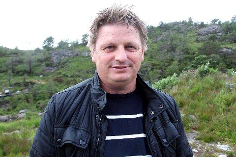 Geirmund Brendesæter (46) føler seg skvist ut av selskapet han var med å bygge opp.