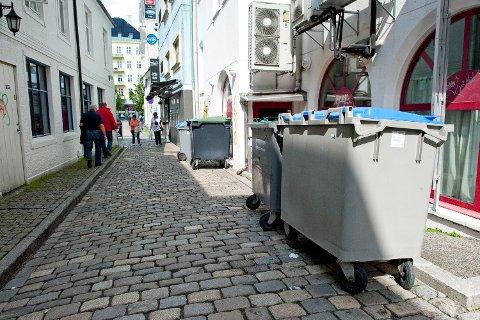 Byrådet går nå inn for at matavfallet skal sorteres ut, for å bli til bio-brennstoff.