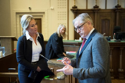 Statsadvokat Benedikte Høgseth , istandsadvokat Ellen Eikeseth Mjøs og forsvarer Per Magne Kristiansen.