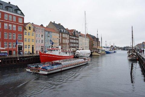 Et elvecruise kan være en fin måte å se København på.