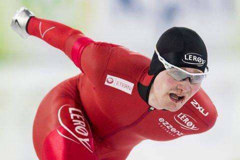 Sverre Lunde Pedersen fikk det ikke til på første dag av VM. – Det er kjedelig. Jeg trener ikke for å være på dette nivået. Når jeg har hatt fremgang hvert år er det kjipt å ikke komme opp på det nivået igjen, sier han.