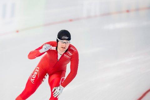 Sverre Lunde Pedersen klarte ikke medalje i VM på hjemmebane.